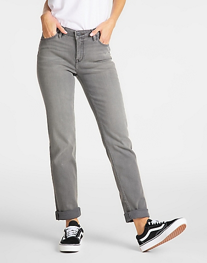 Marion Straight in Comfort Grey