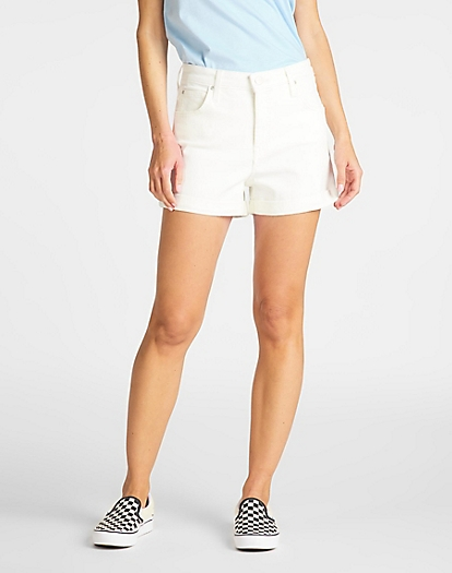 Relaxed Short in Rinse