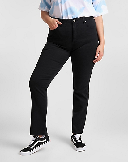 Classic Straight Plus in Black