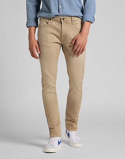 Luke Medium Stretch in Faded Beige