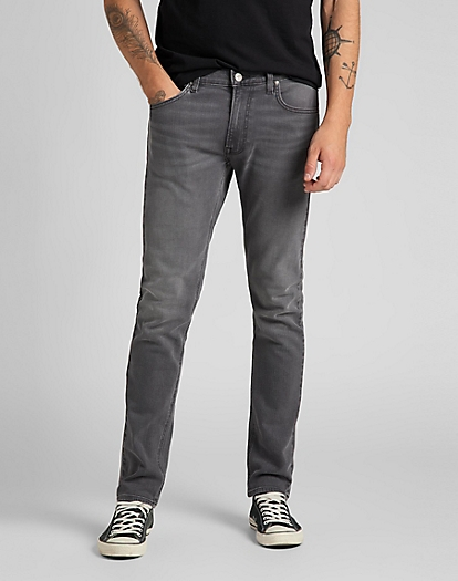 Luke Low Stretch in Grey Bell