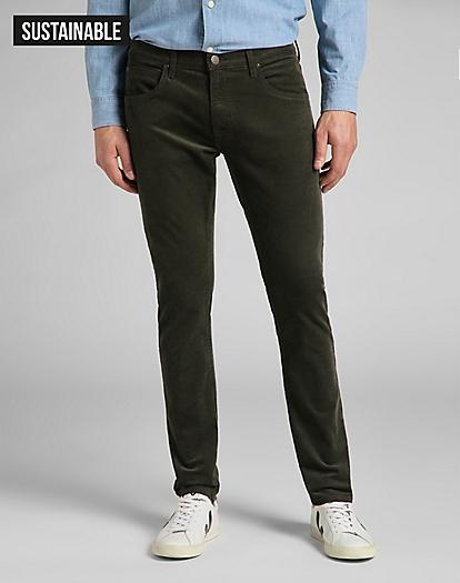 Lee Chino Pantalones para Hombre