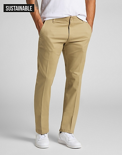 Slim Chino XM in Taupe