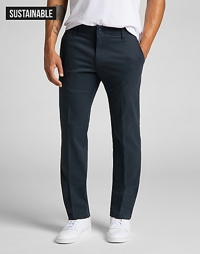 Slim Chino XM in Navy