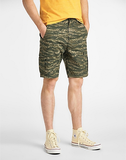 Fatigue Short in Camo