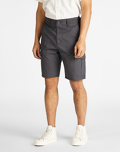 Fatigue Short in Steel Grey
