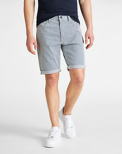 5 Pocket Short in Summer Wash