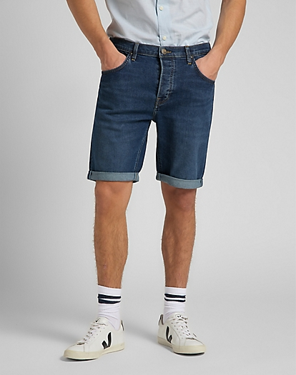 5 Pocket Short in Hawaii Dark
