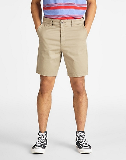 Chino Short in Anita Beige