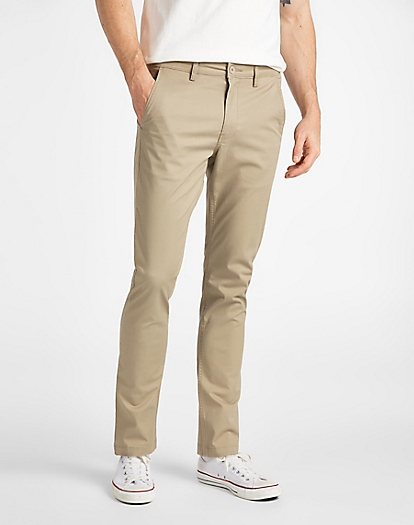Slim Chino in Anita Beige