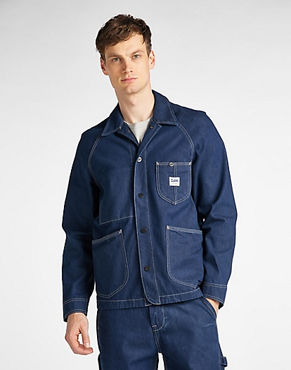Loco Rework Jacket in Dry