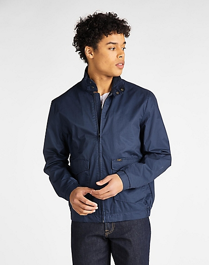 Harrington Jacket in Navy