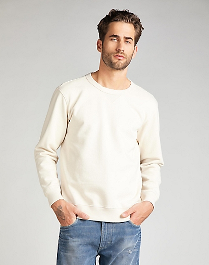 101 Crewneck Sweatshirt in Birch
