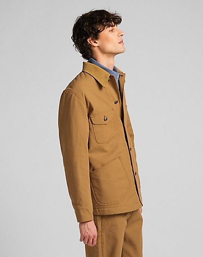 101 70's Lined Loco Jacket in Dry
