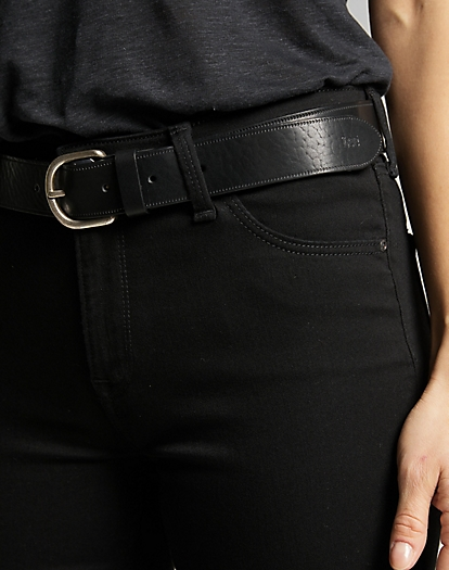 Lee Belt in Black