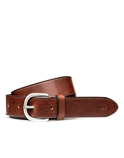 Lee Belt in Dark Brown